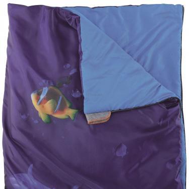 Спальний мішок Easy Camp Kids Aquarium Mixed Сolours Left (928790) - фото 3