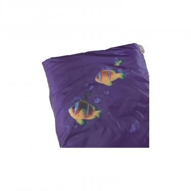 Спальний мішок Easy Camp Kids Aquarium Mixed Сolours Left (928790) - фото 4