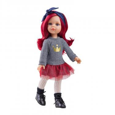 Кукла Paola Reina Даша с красными волосами Фото