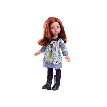 Кукла Paola Reina Кристи в голубом Фото