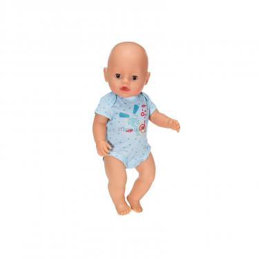 Аксессуар к кукле Zapf Baby Born Боди S2 Голубое Фото 2
