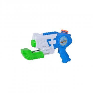 Игрушечное оружие Simba Водный бластер Микро с помпой 21 см объем 400 мл Фото 1