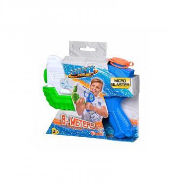 Игрушечное оружие Simba Водный бластер Микро с помпой 21 см объем 400 мл Фото 2