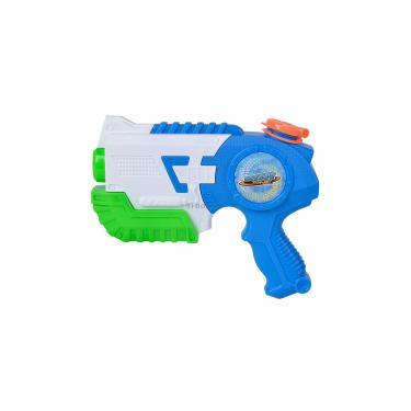 Игрушечное оружие Simba Водный бластер Микро с помпой 21 см объем 400 мл Фото