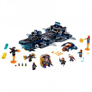 Конструктор LEGO Super Heroes Геликарриер 1249 деталей Фото 1