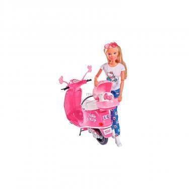 Кукла Simba Штеффи Прогулка на скутере с аксессуарами Фото 1