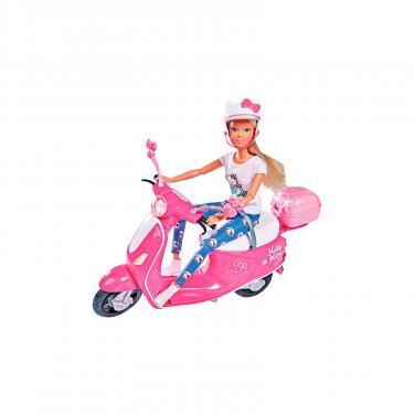 Кукла Simba Штеффи Прогулка на скутере с аксессуарами Фото 2