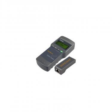 Тестер кабельный EvroMedia RJ-45, RJ-12 LCD (SC8108 / TL-828-A) - фото 3