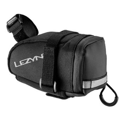 Сумка подседельная Lezyne M-CADDY черный/черный (4712805 970599)