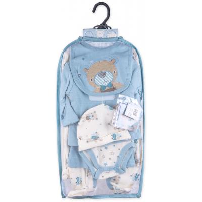Набор детской одежды Luvena Fortuna для мальчиков подарочный 7 предметов (G8314.0-3)