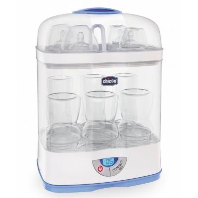 Стерилизатор Chicco для бутылочек с детским питанием 3 в 1 (07391.00)