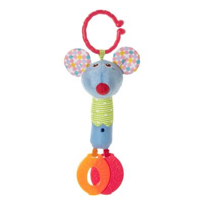 Игрушка-подвеска Chicco Мышка Джино (07654.00)