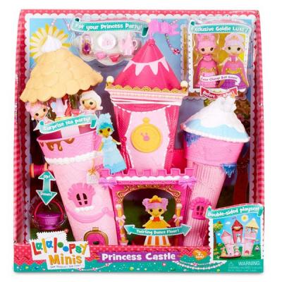 Аксессуар к кукле Lalaloopsy Домик Замок Принцессы (542315)