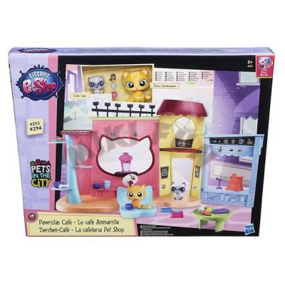 Игровой набор Hasbro Littlest Pet Shop Кафе (B5479)