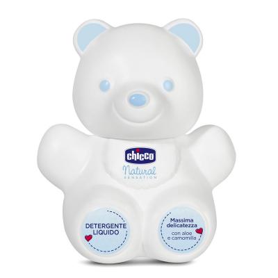 Гель для душа и ванны Chicco Natural Sensation Медвежонок 300 мл (07632.10)