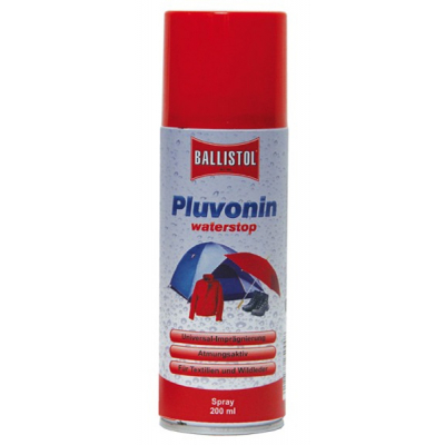 Средство для пропитки Klever Ballistol Pluvonin 200мл. водоотталкивающая (25002)