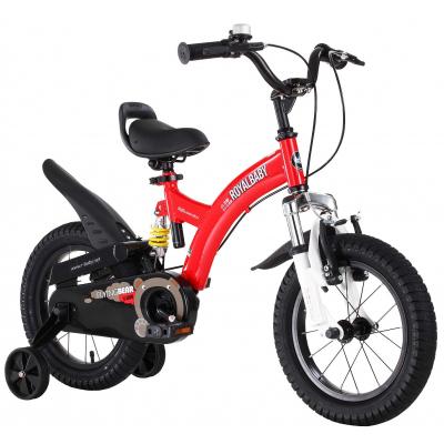 """Детский велосипед Royal Baby FLYBEAR 16"""", красный (RB16B-9-RED)"""