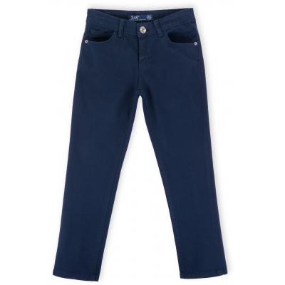 Штаны детские Breeze для школы (OZ-17625-128B-blue)
